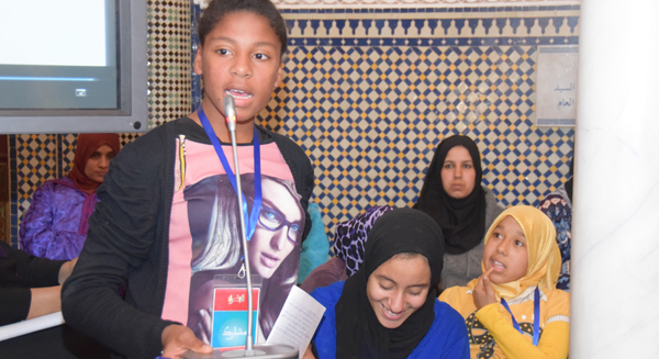 """نادي المواطنة في لقاء حول """"الكرامة أساس حقوق الإنسان""""مع الأستاذين """"محمد الصبار"""" و"""" عبد الرزاق الروان""""."""