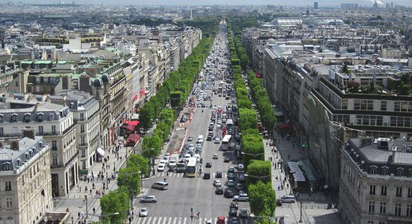 باريس تتنفس
