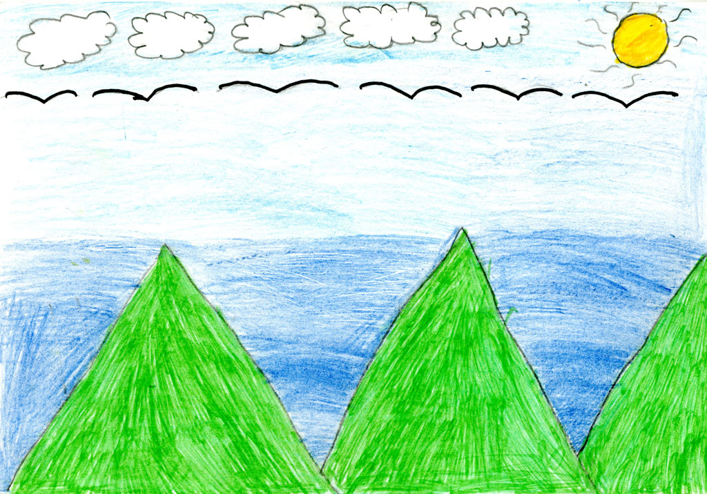 جبال الأطلس الشاهقة