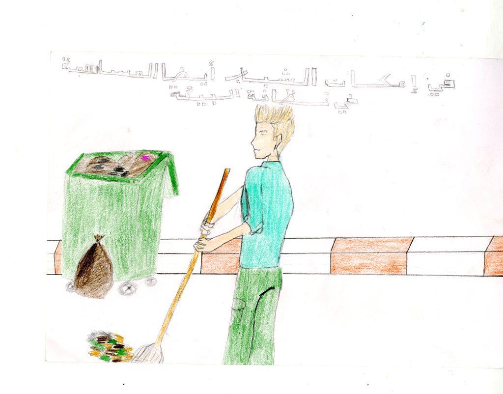 بإمكان الشباب أيضا المساهمة في نظافة البيئة