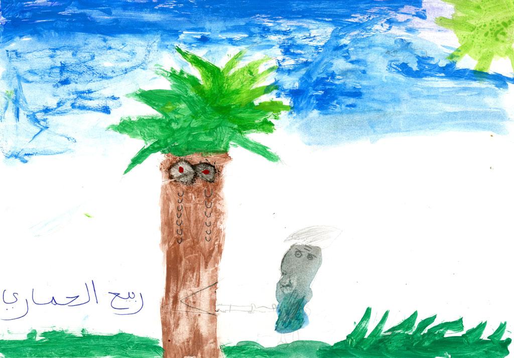 الأشجار عنصر أساسي في الحياة البيئية فلا داعي لقطعها