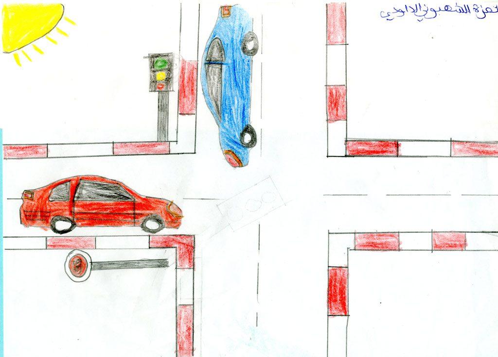 أهمية إشارات المرور