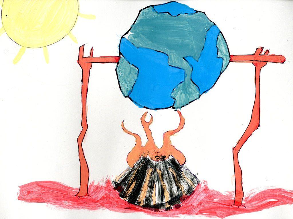 مشكلة الاحتباس الحراري من أخطر المشكلات البيئية المعاصرة