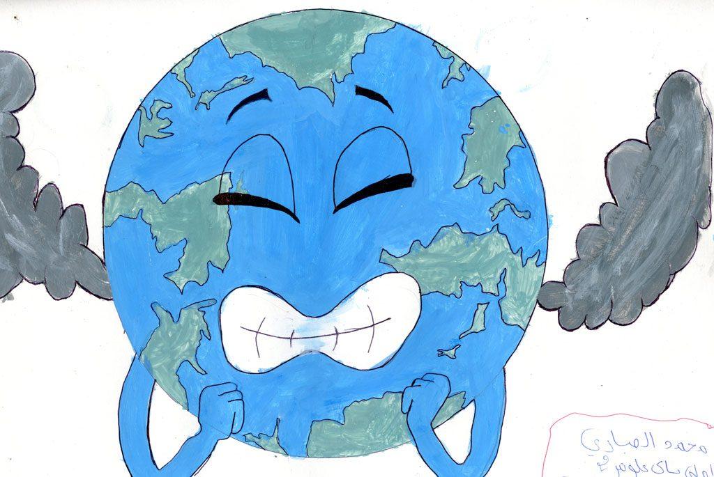 الكرة الأرضية في خطر