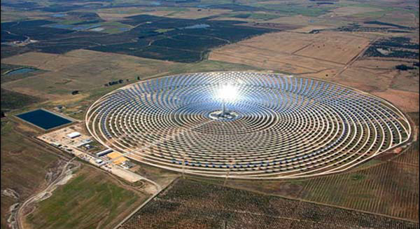 محطة نور الشمسية