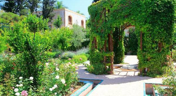 حديقة التجارب النباتية بالرباط