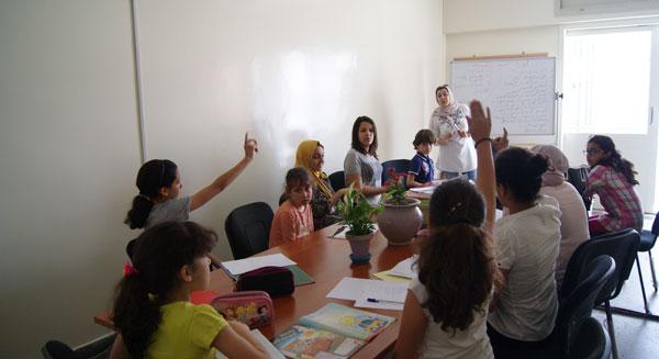"""ورشة بوحدة الفطرة حول: """"مفهوم التنمية المستدامة وأهدافها"""""""