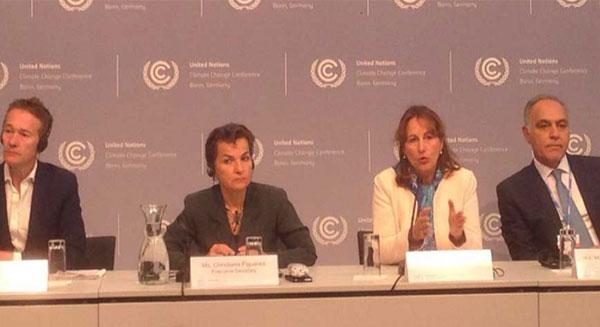 مشاركة المغرب في مؤتمر بون حول التغيرات المناخية