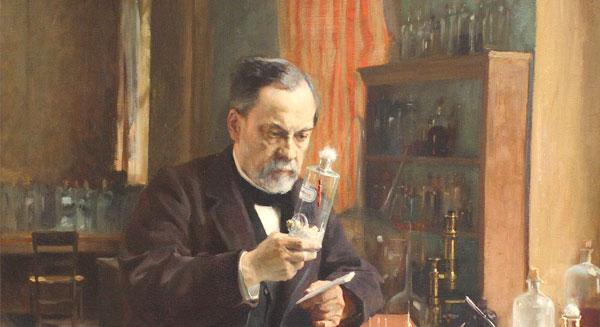 لويس باستور: أبو علم الأحياء المجهرية.