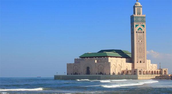 مسجد الحسن الثاني