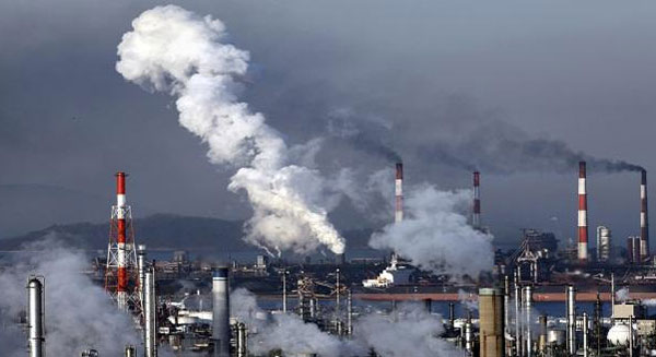 92 بالمائة من سكان العالم يعيشون في مناطق تتجاوز فيها مستويات جودة الهواء معايير الهواء الصحي.