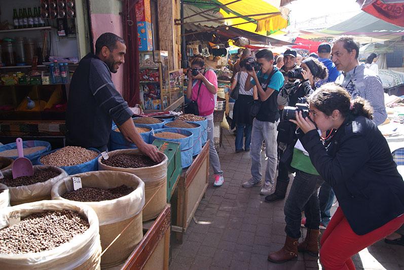 اليونيسيف في المغرب تفتح عالم التصوير الفوتوغرافي للناشئة
