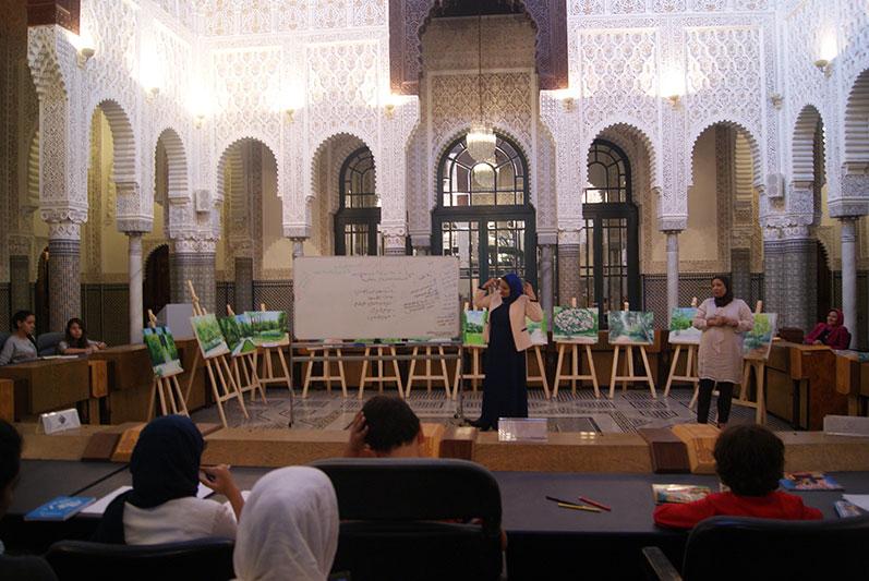 الرابطة المحمدية تطلق جيل الأطفال الرواد لغرس القيم البانية ونبذ العنف والتطرف