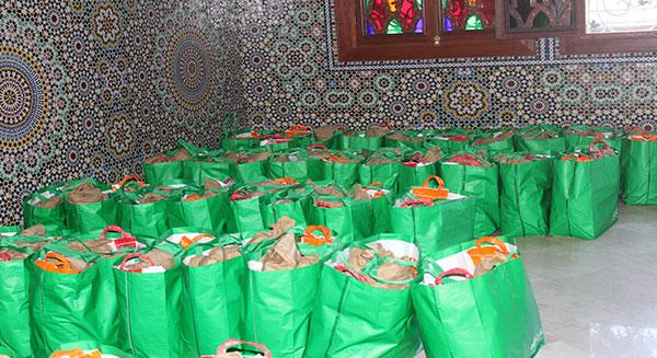 نادي المواطنة ينظم نشاطا تضامنيا بمناسبة شهر رمضان الأبرك