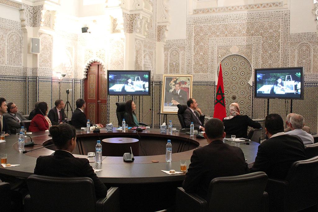 مخطط عمل تربوي لترسيخ قيم التسامح والوسطية في صفوف المراهقين والشباب بالمغرب