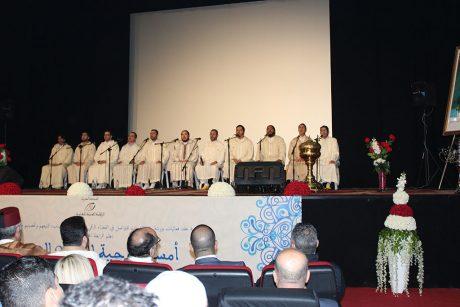 وحدة الفطرة تنظم أمسية روحية للسماع الصوفي