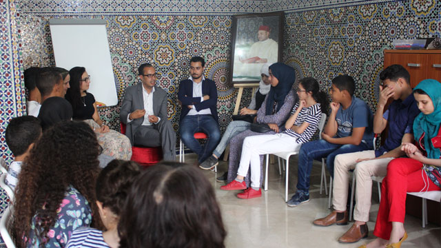 نادي المواطنة في لقاء حول مفهوم الوساطة والتحكيم ودورها في حل النزاعات